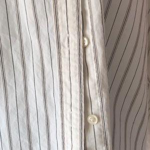 Ralph Lauren Tops - Gently worn Ralph Lauren striped blouse.